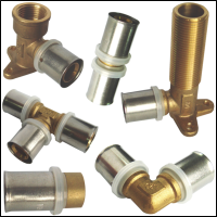 Small Fittings - DR Brass